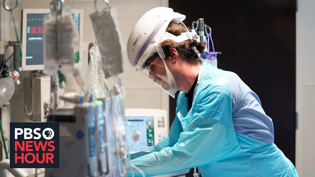Download Rural U.S. hospitals stretched thin after nurse shortage exacerbated by the pandemic