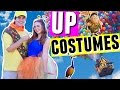 """DIY HALLOWEEN COSTUMES FOR TEENS: DISNEY """"UP"""" KEVIN & RUSSELL COSTUMES FOR BEST FRIENDS!"""