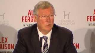 Sir Alex Ferguson: Roy Keane 'overstepped his mark'