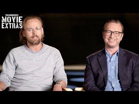 Pirates of the Caribbean 5 | On-set visit with Joachim Rønning & Espen Sandberg 'Directors'