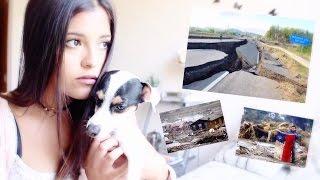 COMO VIVI EL TERREMOTO EN CHILE 2010 #STORYTIME   Paulina V