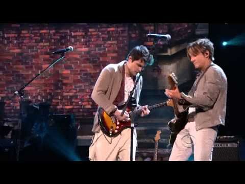 Don't Let Me Down - John Mayer and Keith Urban   (The Beatles Tribute)