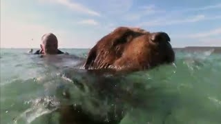 Bilbo The Lifeguard Dog - Extraordinary Animals - Series 2 - Earth