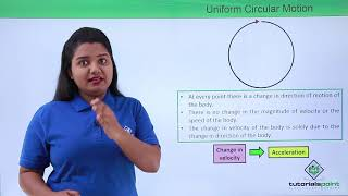 Motion - Uniform Circular Motion An Accelerated Motion