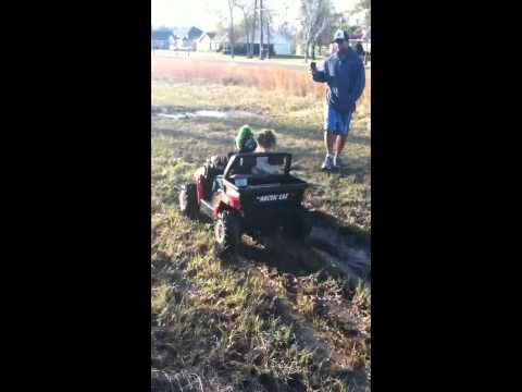 Fisher Price Arctic Cat Extreme Mudding