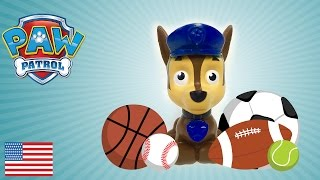 Paw Patrol Vlog  Meet Baby Derek the Cute Sporty Puppy Chase and Skye videos