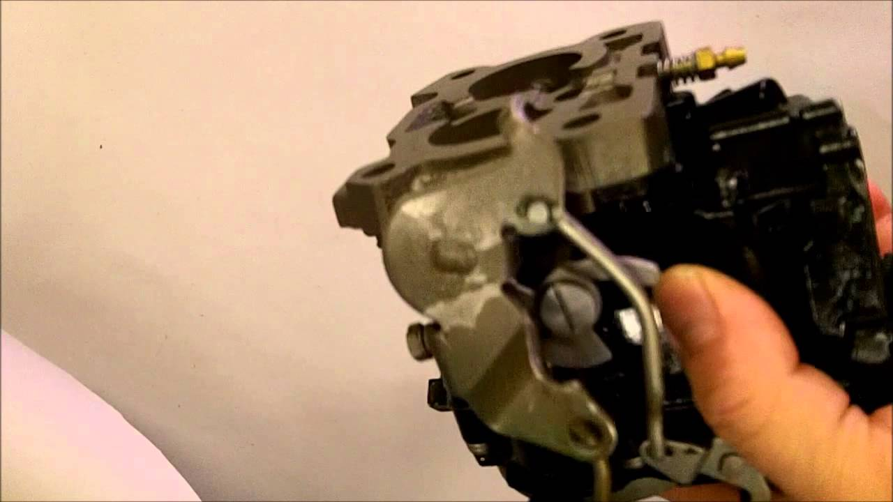 Mercarb Marine Choke System Youtube 6 5 Hp Mercury Thunderbolt 4 Cyl Engine Diagram