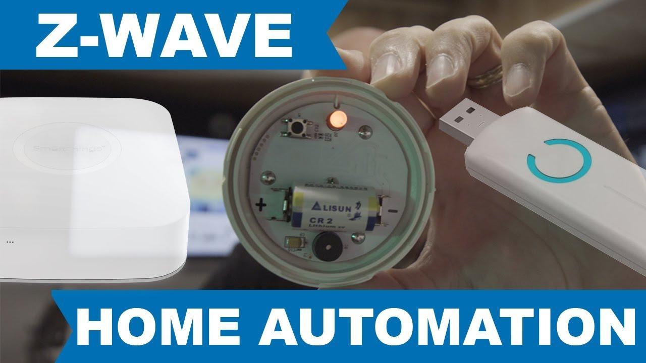Z-Wave Home Automation Setup | Zigbee Alternative