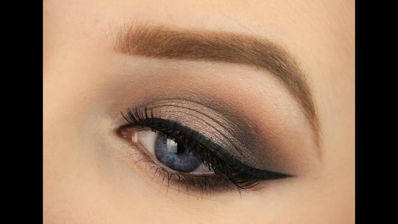 Natural golden brown eyes