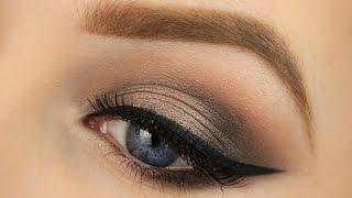 Subtle Spotlight Smokey Eye