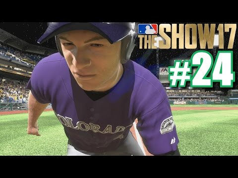 I'VE GOT THE FLU! | MLB The Show 17 | Road to the Show #24