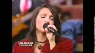 Repeat youtube video Holly Rector- Hosanna- Jimmy Swaggart Ministries (HQ Audio)
