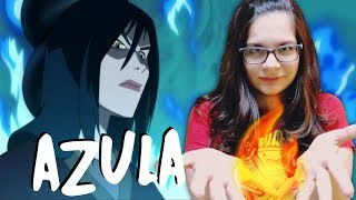 What happened to AZULA?