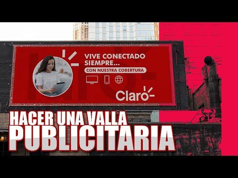 Como Hacer Una Valla Publicitaria Corporativa // Photoshop Cs6