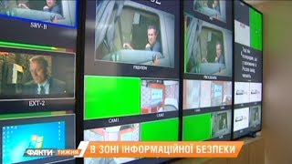 Языковые квоты и запрет российских соцсетей - оружие в гибридной войне? Факты недели 28.05