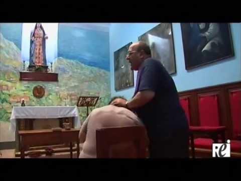 Esorcismo live - Servizio Rei TV