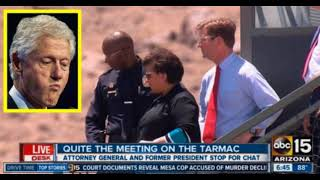 Page 203 Of IG Report Says Clinton-Lynch Tarmac Meeting Was Planned By FBI