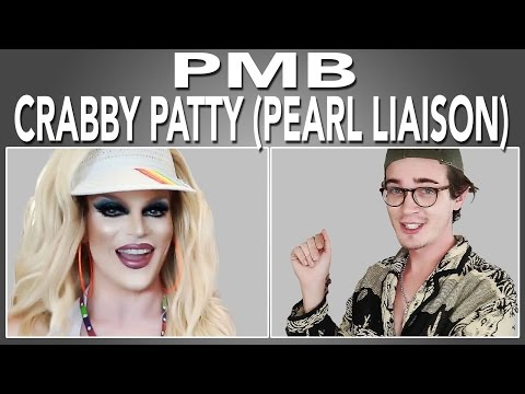 PMB Crabby Patty style with Pearl Liaison & Willam
