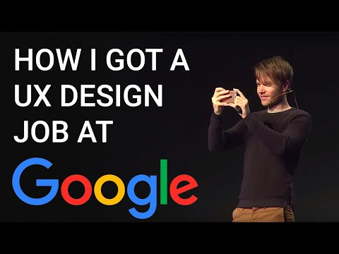 How to get a great job in UX - Amuse 2015