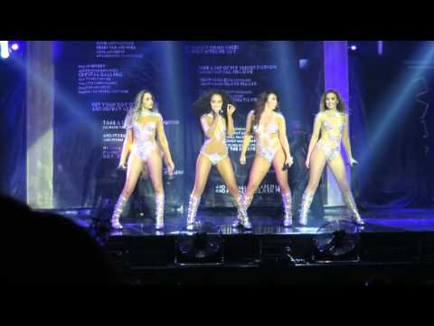 Little Mix - Black Magic - Get Weird Tour - at the BIC, Bournemouth on 15/03/2016