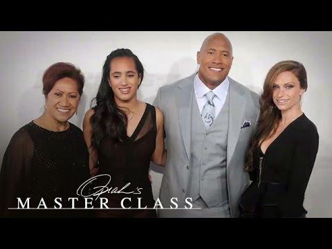 "Dwayne Johnson on Fatherhood: ""Lead Life With Love"" | Master Class | Oprah Winfrey Network"