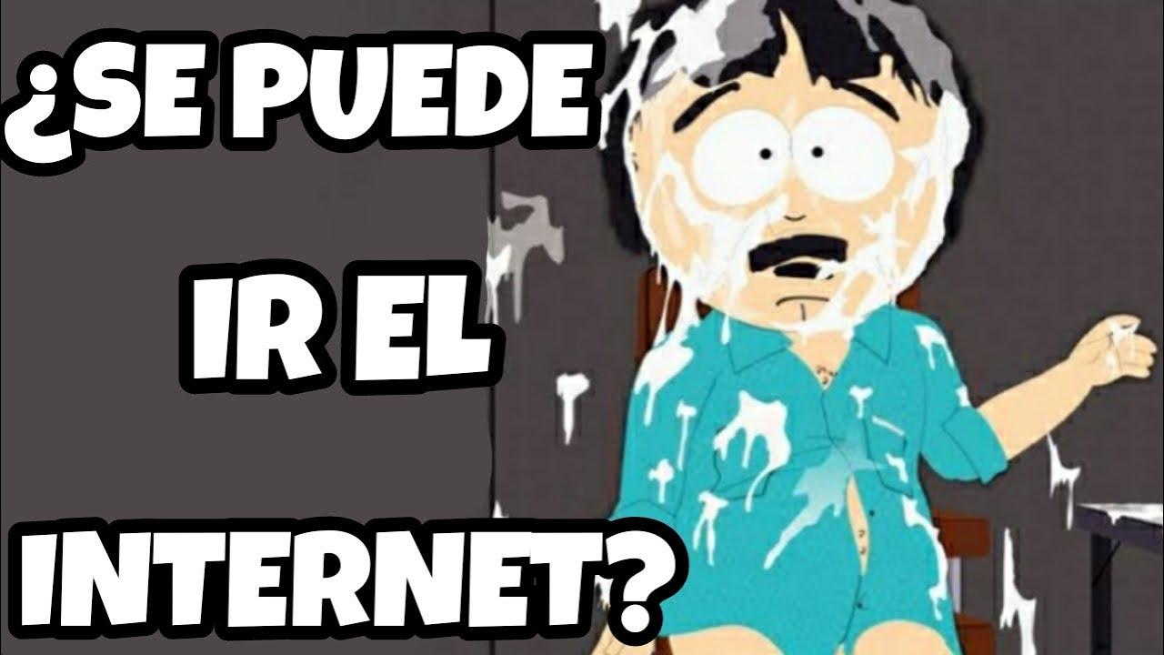 ¿Se Puede Ir El Internet Como En South Park?