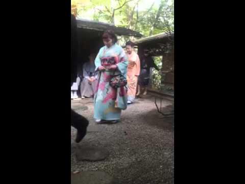 茨城放送 スクーピーレポート 「お寺で香道体験」posted by mifeneup