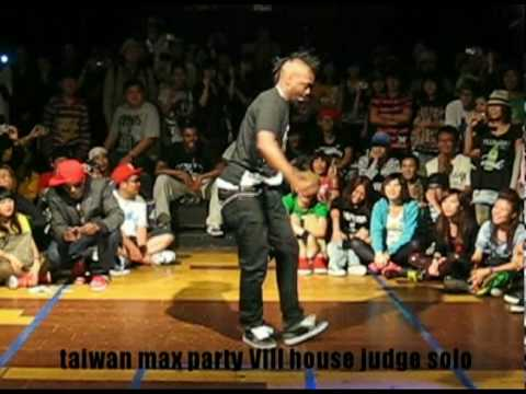2010 04 17 taiwan max party VIII house judge SOLO ejoe terry bobby