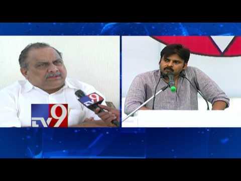 Pawan Kalyan needs solid PoA on AP Special Status - Mudragada - TV9