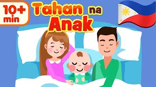 Tahan Na Anak | Flexy Bear Originals Mga Awiting Pamabata Compilation