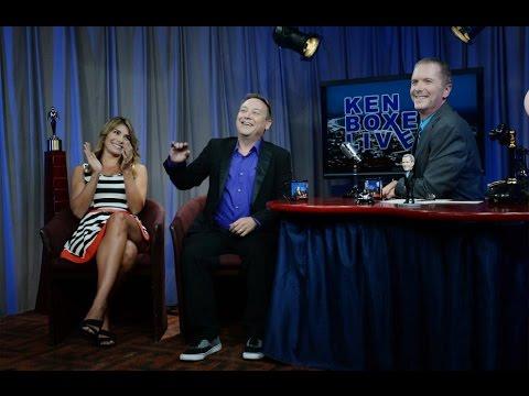 """""""Ken Boxer Live,"""" Actor, Grandson of """"Uncle Fester,"""" w/Silvana Smud"""