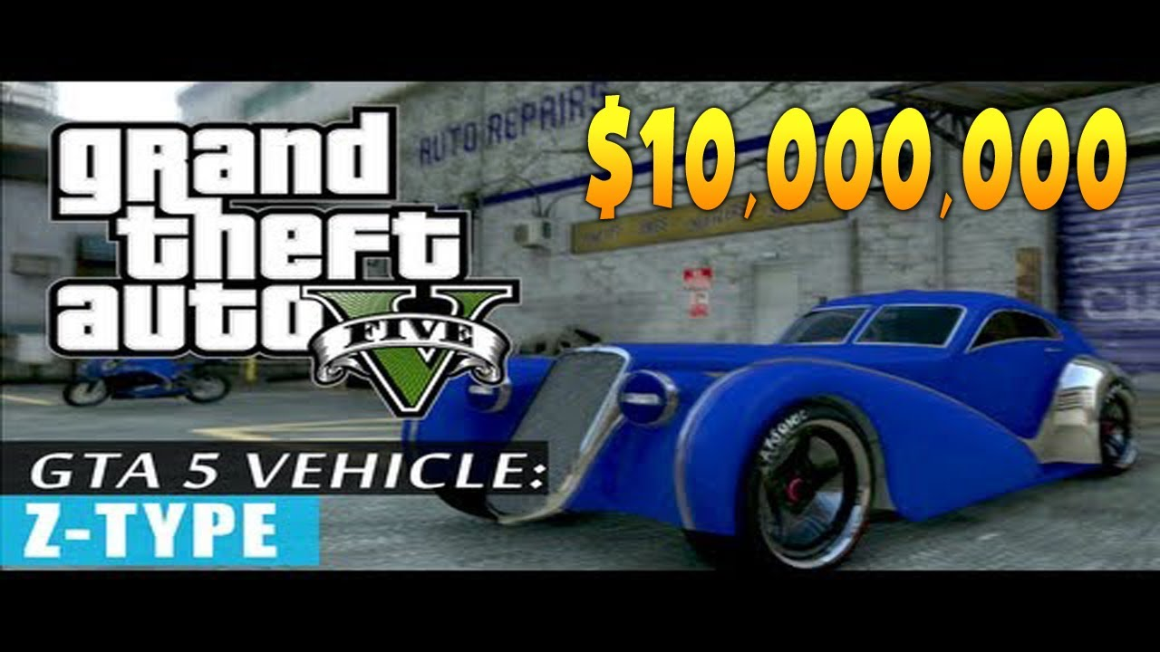Most Expensive Car In Gta  To Buy