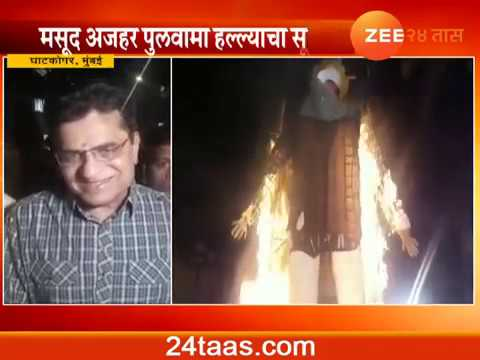 Mumbai | Ghatkopar BJP MP | Kirit Somaiya On Holi Dahan