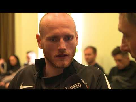 """George Groves - 'I can't wait to get in there and punch Chris Eubank Jr"""""""