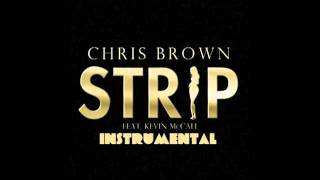 Chris Brown   Strip Feat  Kevin McCall Instrumental   YouTube