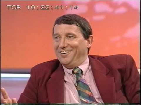 Graham Taylor Interview - Des O'Connor Tonight - 1994