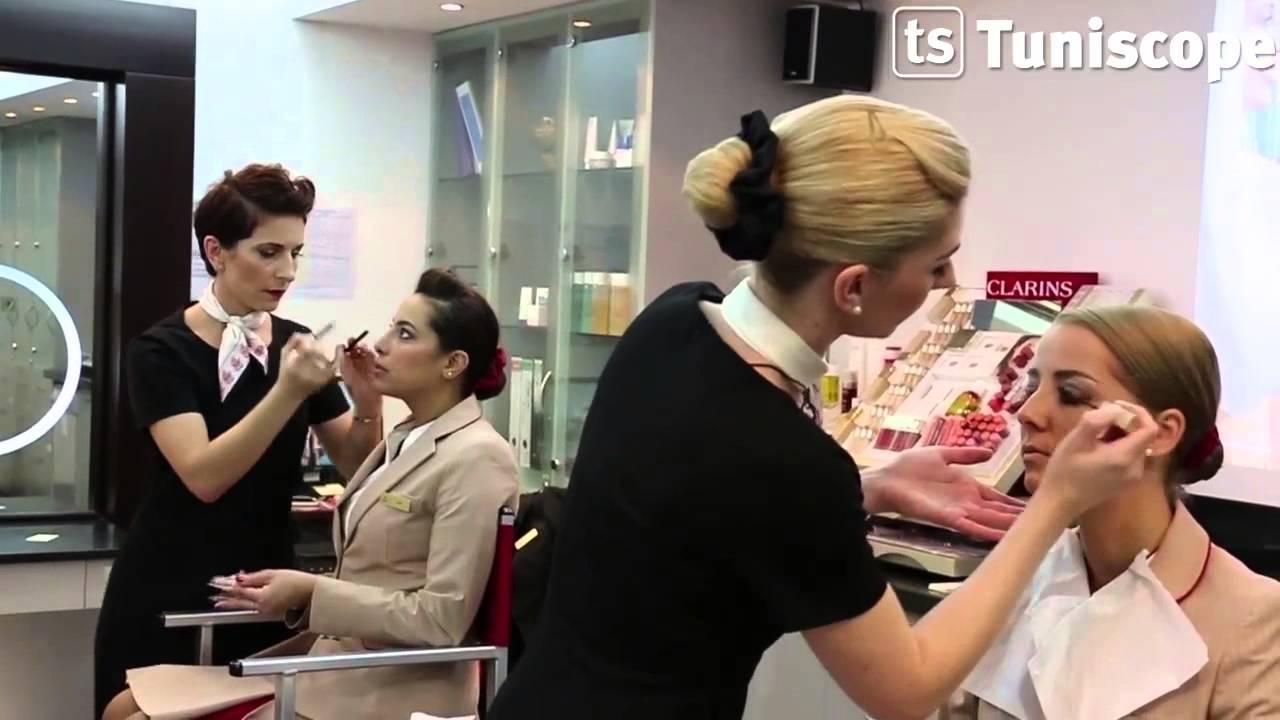 emirates cabin crew reveal top secrets - makeup - youtube