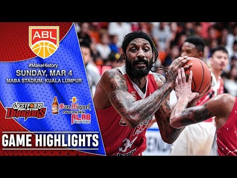 HIGHLIGHTS: Alab Pilipinas vs. Westport Malaysia Dragons (VIDEO) March 4