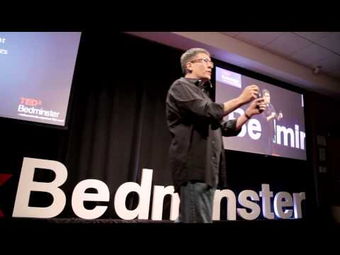 Genius is our birthright and mediocrity is self-imposed   John Nosta   TEDxBedminster