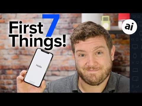 IPhone 11 & 11 Pro -- First 7 Things You Should Do!