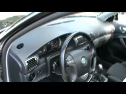 2006 ?koda Superb 1.9 TDI PD Elegance  Full Review,Start Up, Engine, and In Depth Tour