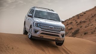 2018 Ford Expedition Test Drive