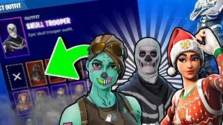 MY SKINS, EMOTES, KILOFY-ALL! -(Fortnite Battle Royale)