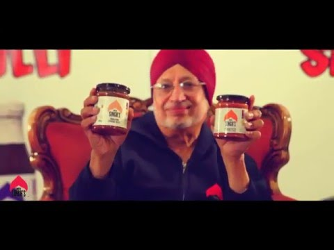 Mr Singh - The Fresh Prince of Chilli Sauce
