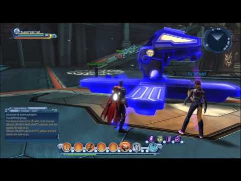 DC Universe Online Being Back, Update 20, Home Turf, Origin Crisis, Halls of Power, Trials of Trigon