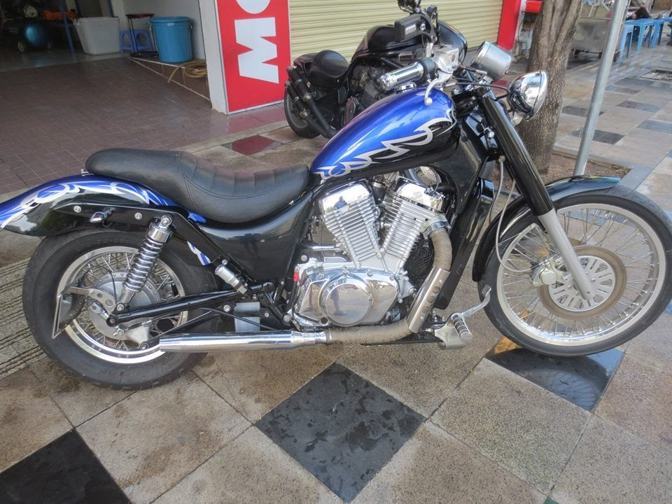 Suzuki intruder 750 custom for sale