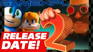 The Sonic the Hedgehog 2 Movie Has a Release Date!
