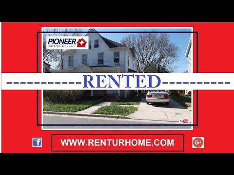 RENTAL - 216 Clarendon Avenue, Pikesville, Maryland 21208