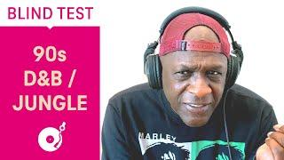 Blind Test // 90s Drum 'n' Bass / Jungle - Episode 5 (Electronic Beats TV)