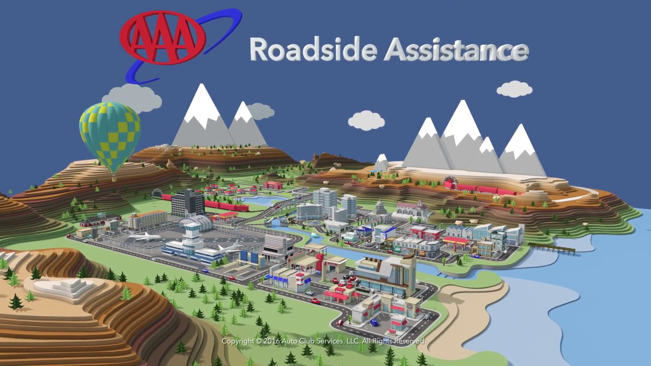 AAA Roadside Assistance | Towing, vehicle lockout, flat tire